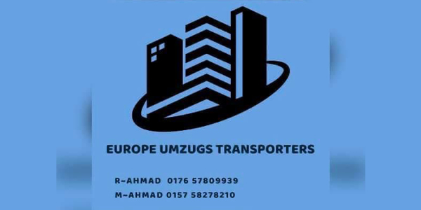 EUROPE UMZUGS TRANSPORTERS